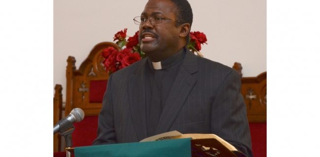 "Moravian ""Mother Church"" Names Black Pastor"